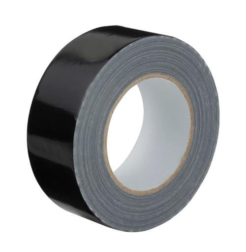 Premium Black Duct Tape - 48mm x 50m Gaffer Tape