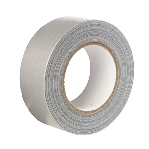 Premium Silver / Grey Duct Tape - 48mm x 50m Gaffer Tape
