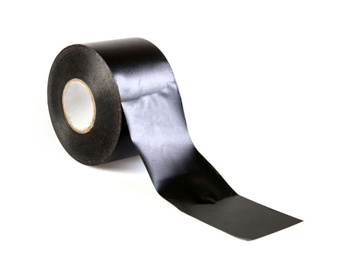 "Wide 2"" Black PVC Electrical Insulation Tape"
