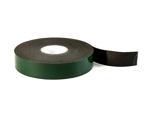 Black Double Sided Foam Tape - 10m Roll