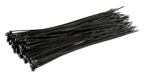 20,000 Cable Ties for the Price of 12,000 - 200mm x 3.6mm - Black Or White