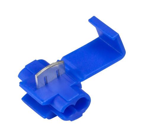 Blue In-line Quick Splice Connector Terminals