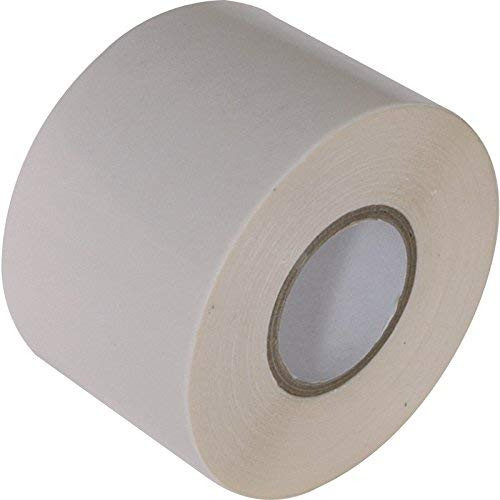 "Wide 2"" White PVC Electrical Insulation Tape"