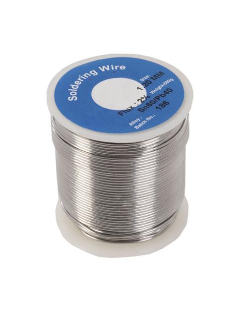 High Grade Solder Wire - 500g Reel