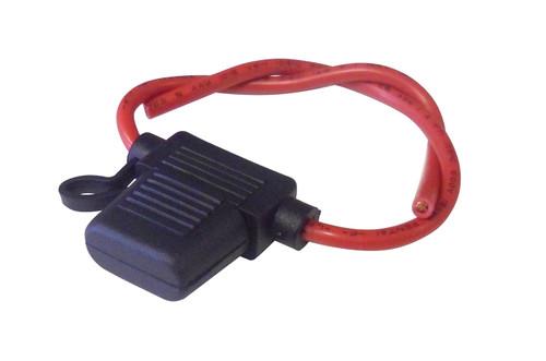 Splash-proof MAXI Fuse Holders - 80 Amp - Pack of 5