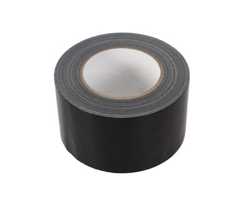"""Wide Black Duct Tape - Heavy Duty 75mm x 50m (3"""") Gaffer Tape"""