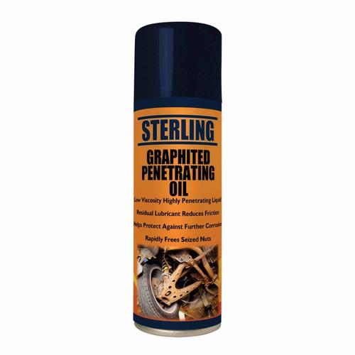 Graphited Penetrating Oil Aerosol/Spray (400ml)