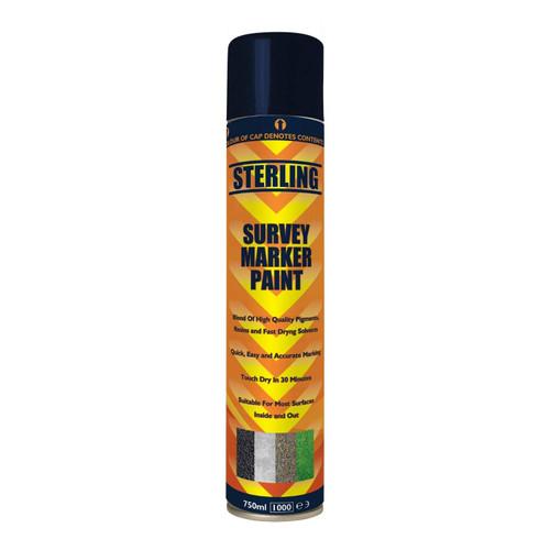 Line-Marker Aerosol/Survey Spray (750ml)
