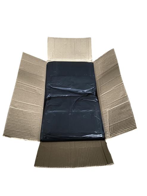 200 Bulk Black Medium Bin Bags Refuse Sacks