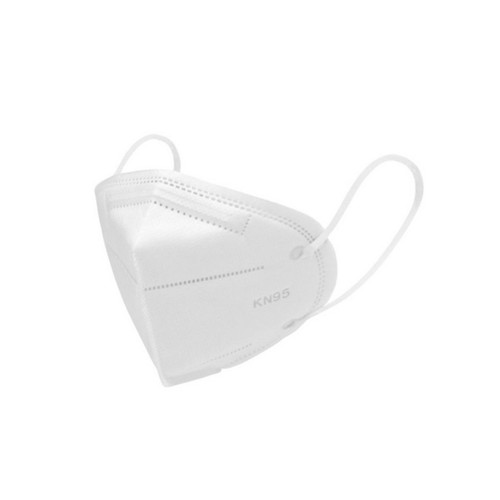 KN95 Disposable Protective Mask (Type FFP2) 5-Layers (Pack of 10)