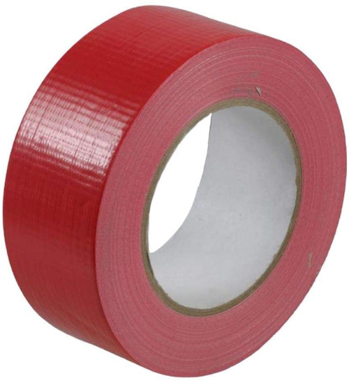 Premium Red Duct Tape - Heavy Duty Gaffer Tape