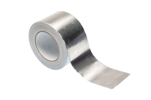 Wide Aluminium Foil Heavy Duty Adhesive Duct Tape