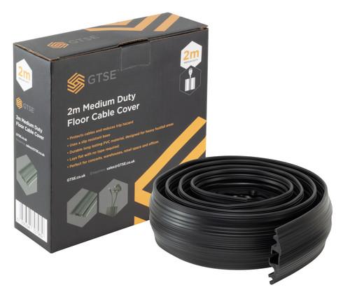 GTSE Floor Cable Cover - Medium Duty