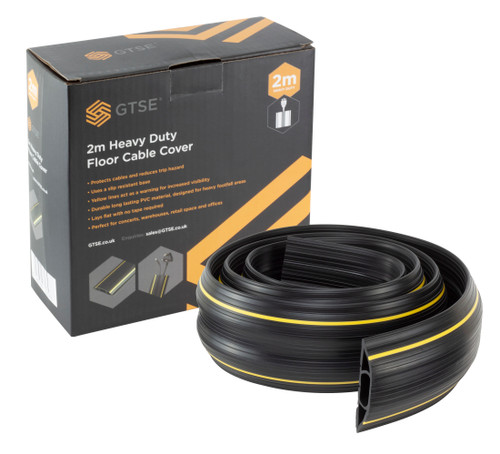 GTSE Floor Cable Cover - Heavy Duty