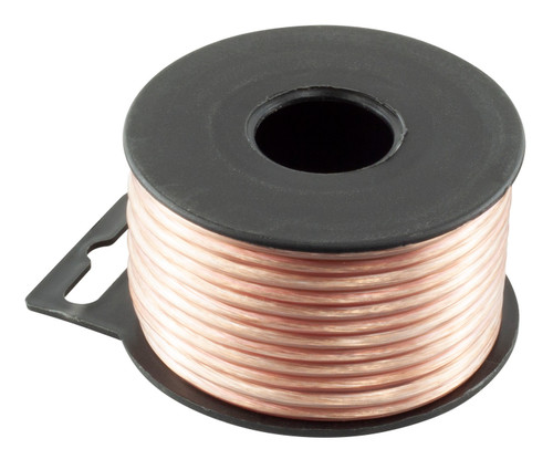 Gold Twin Speaker Cable - 4m
