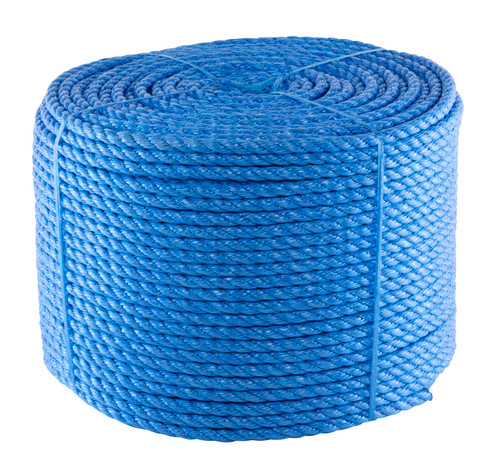 Blue Poly Rope - 10mm x 220m