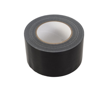 """Heavy Duty 3/"""" Gaffer Tape Premium Wide White Duct Tape 75mm x 50m"""
