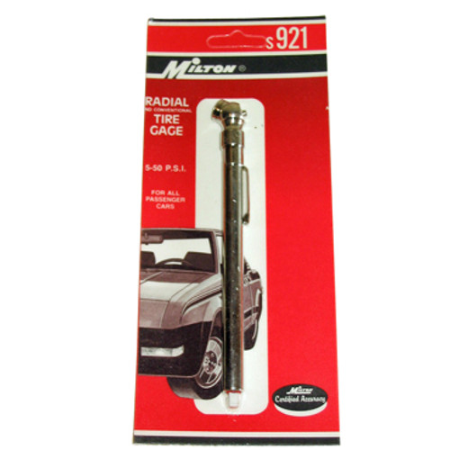 Image of Pencil Tire Gauge in Package