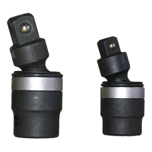 "Image of 3/8"" and 1/2"" Impact Swivel U-Joint"