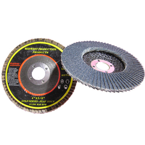 "Image of 4"" Flap Disc Conical"