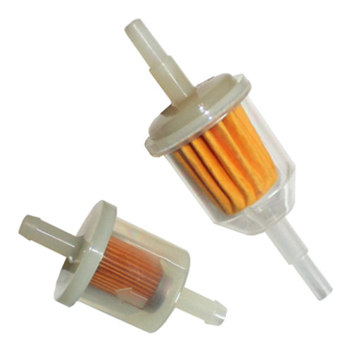 "Image of one each 1/4"" and 7mm In-Line Fuel Filter"