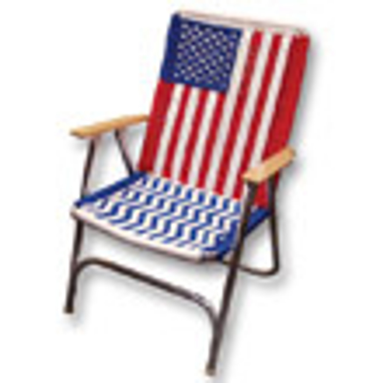 Diy Usa Flag Lawn Chair Pattern
