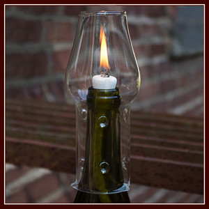 Wine Bottle Oil Lamp Wick Kits For Sale Pepperell Braiding