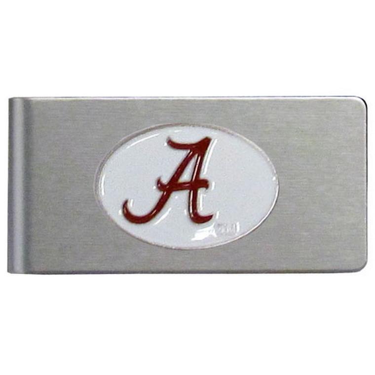 Alabama Crimson Tide Brushed Money Clip NCCA College Sports CBMC13