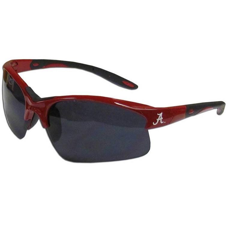 Alabama Crimson Tide Blade Sunglasses NCCA College Sports 2CGA13