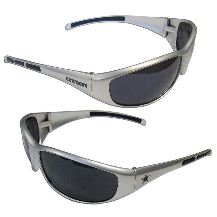 Dallas Cowboys Wrap Sunglasses