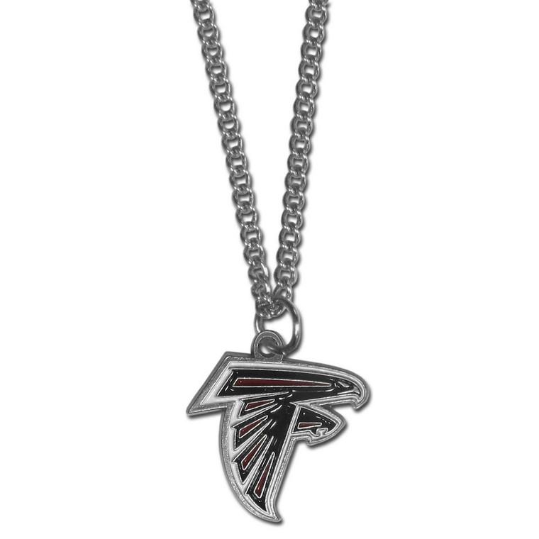 Atlanta Falcons Logo Necklace NFL Football FN070