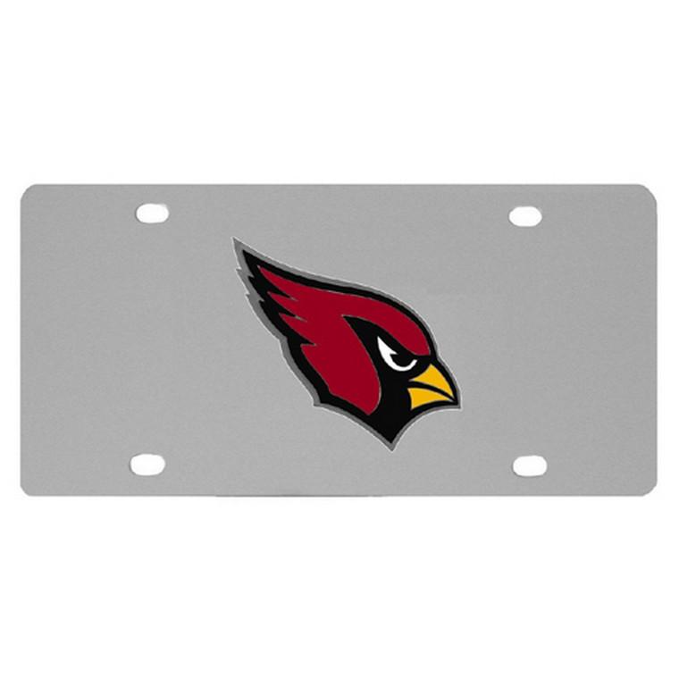 Arizona Cardinals Logo License Plate NFL Football FPLT035