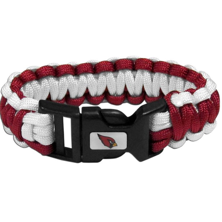 Arizona Cardinals Survival Bracelet NFL Football FSUB035