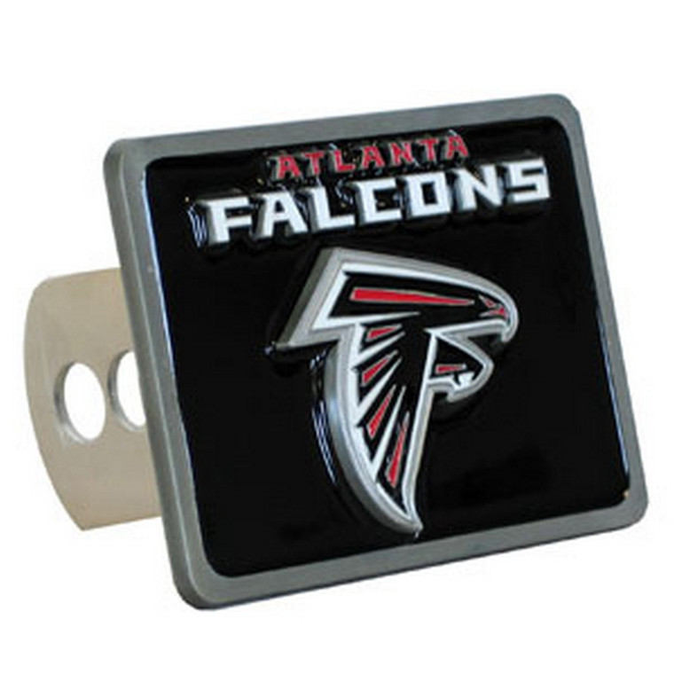 Atlanta Falcons Square Hitch Cover NFL Football FTHB070S