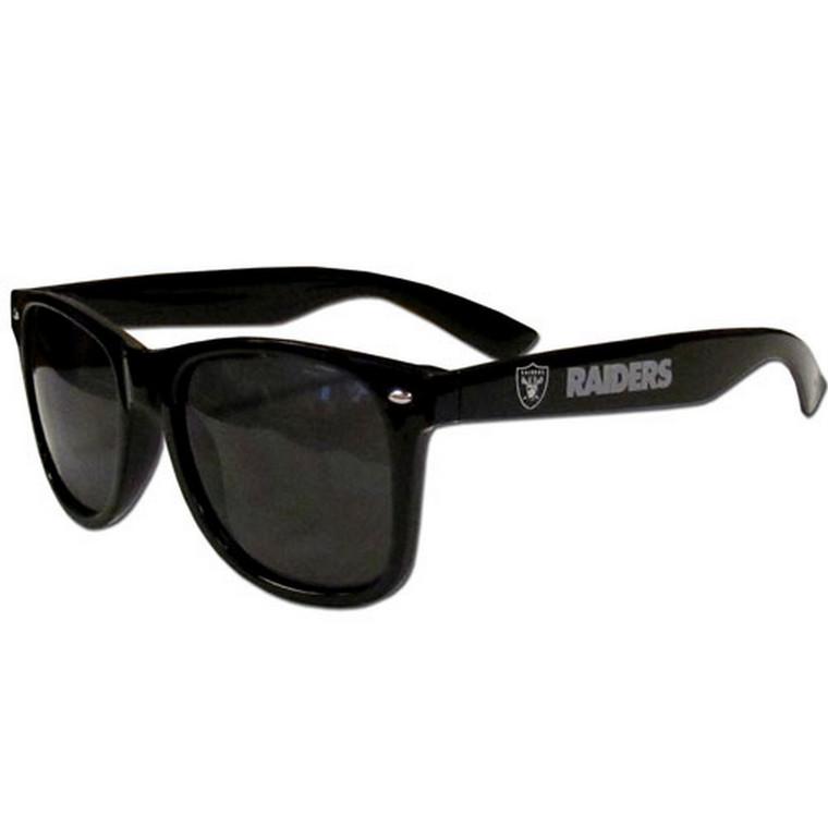 Oakland Raiders Beachfarer Sunglasses NFL Football FWSG125