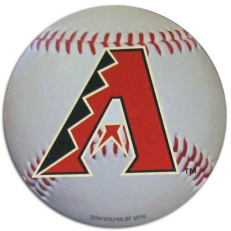 Arizona Diamondbacks Small Baseball Magnet MLB Baseball B3RM155