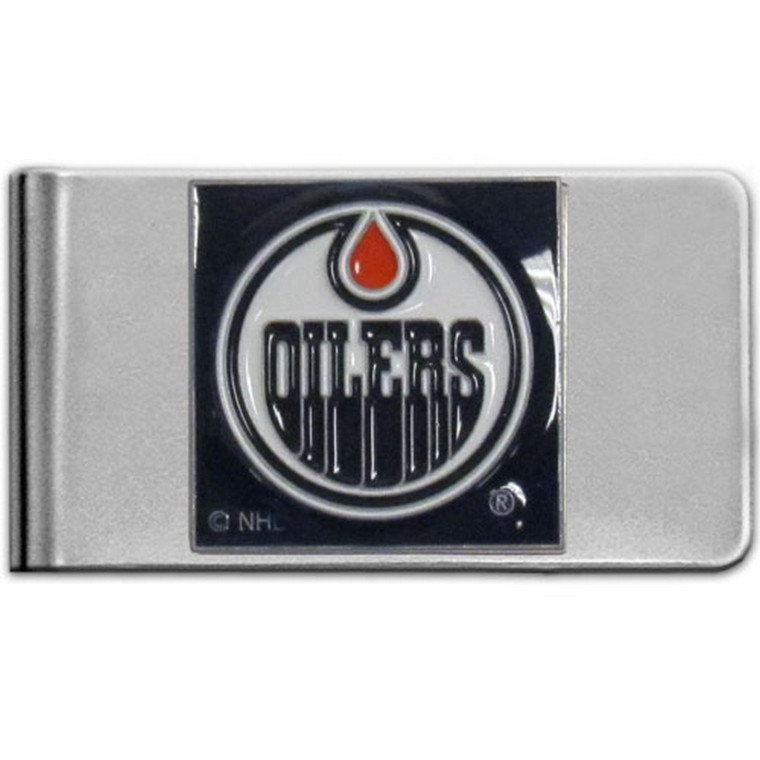 Edmonton Oilers Logo Money Clip NHL Hockey HMCL90