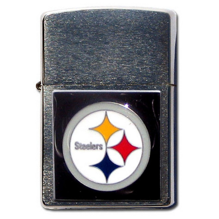 Pittsburgh Steelers Zippo Lighter NFL Football ZFL160