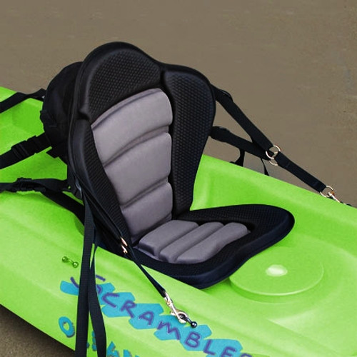 GTS Elite Kayak Fishing Seat Mounted