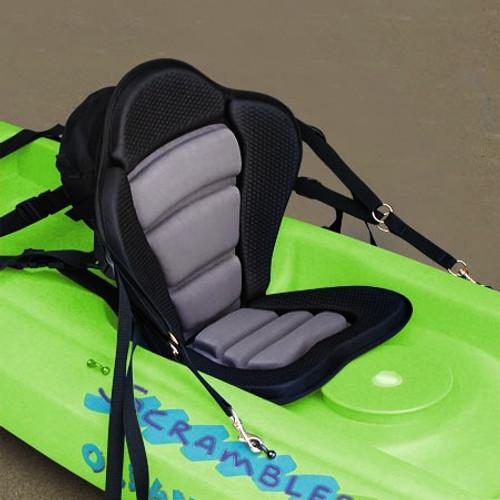 GTS Elite Kayak Fishing Seat Mounted