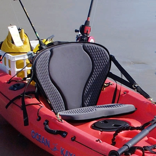 GTS Pro Kayak Fishing Seat Mounted