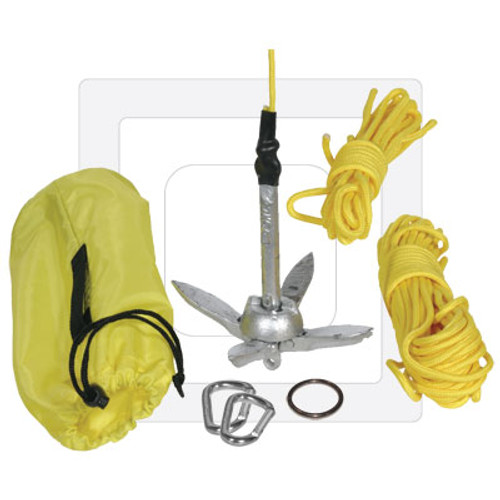 Kayak Fishing Anchor Kit