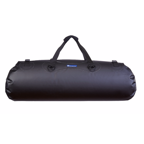 Mississippi Duffel - Super Long Dry Duffel Bag - Black