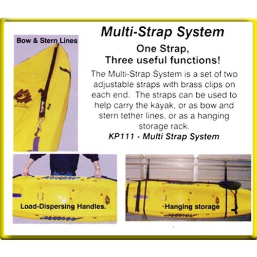 Multi-Strap System: Options