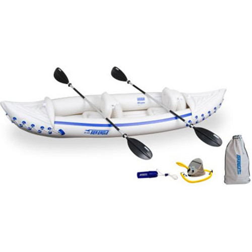 Sport Kayak 330 Versatile Inflatable Kayak Package - MainImage