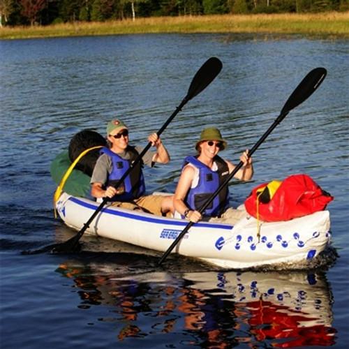 "SportKayak 370 - 12'6"" Inflatable Kayak Package"