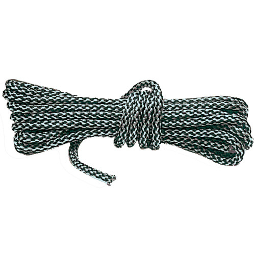 Diamond Braided 15' Coil of Rope
