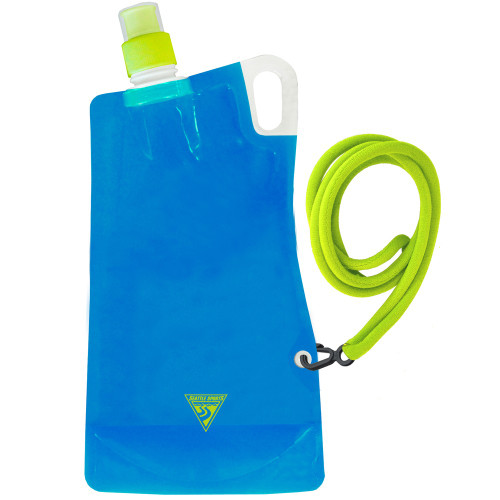 AquaSto Water Bottle 800ml - Blue