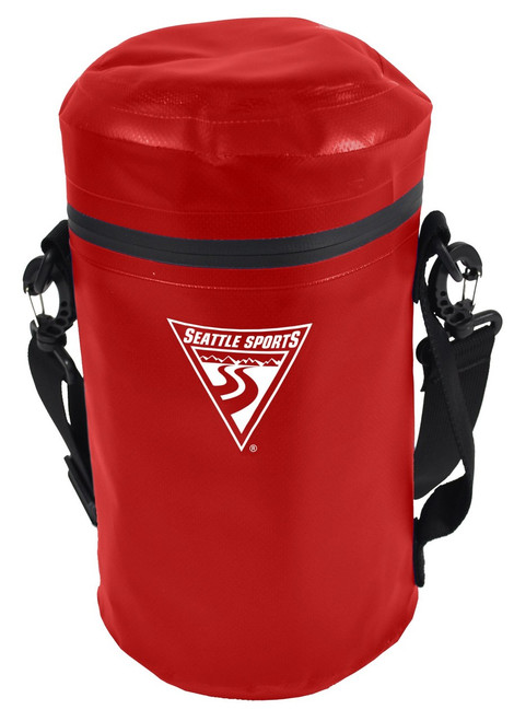 Frostpak Growler - Red Single