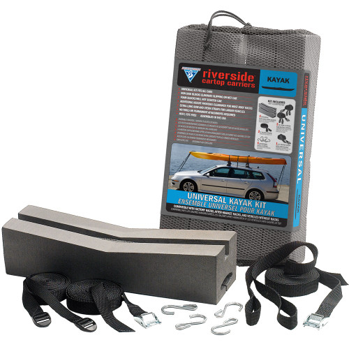 "18"" Universal Kayak Carrier Kit - Main Image"